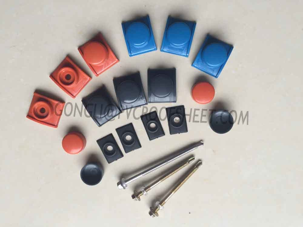 Gongli spanish roofing screws manufacturers for villa-1