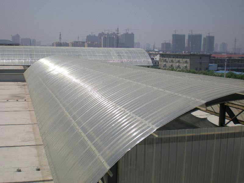 Gongli-Find Pvc Corrugated Sheet Translucent Roofing-4