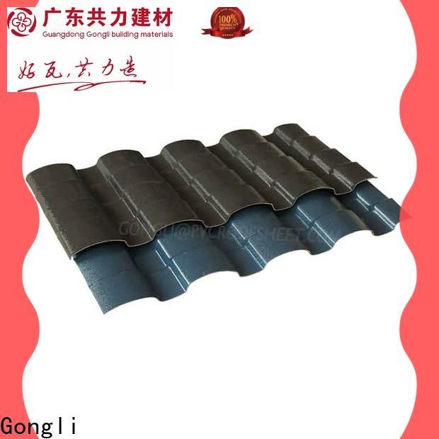 Gongli Custom asa sheet company for villa
