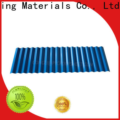 Custom signature roofing sheet company for agricultural market