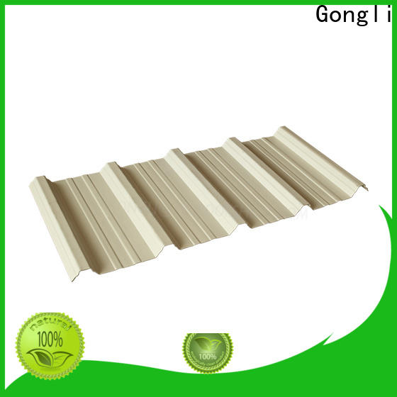 Gongli Wholesale roof shingles for business for warehouse