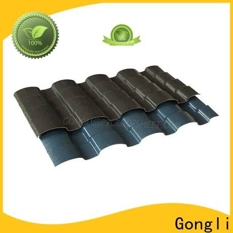 High-quality asa roofing glass for sale for factory
