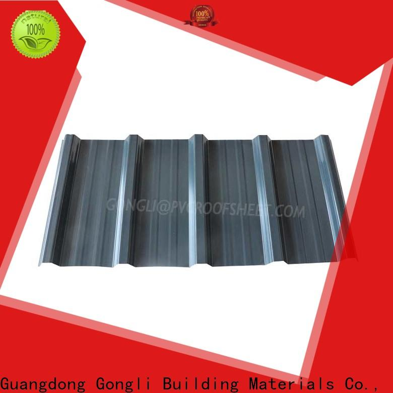 Custom composite roofing sheets small suppliers for plant