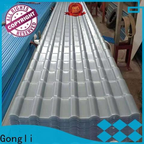 High-quality translucent roofing sheet table for business for green house