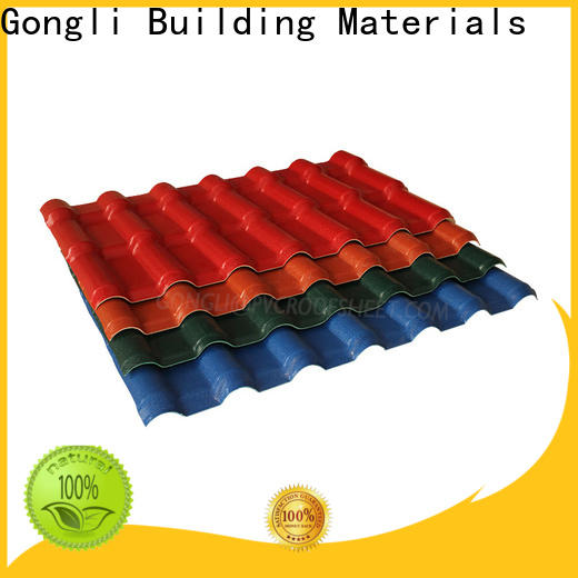 Latest asa roofing sheets glass factory for house