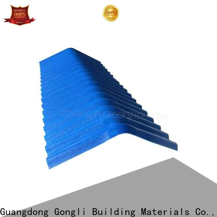 Gongli asa roof tiles for business for leisure resorts