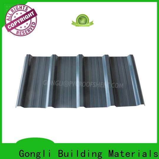 Wholesale composite roofing sheets corrugated suppliers for chemical factory